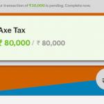 sqrrl axe tax screenshot