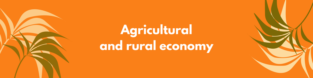 impact of finance budget 2018 on agriculture and rural economy