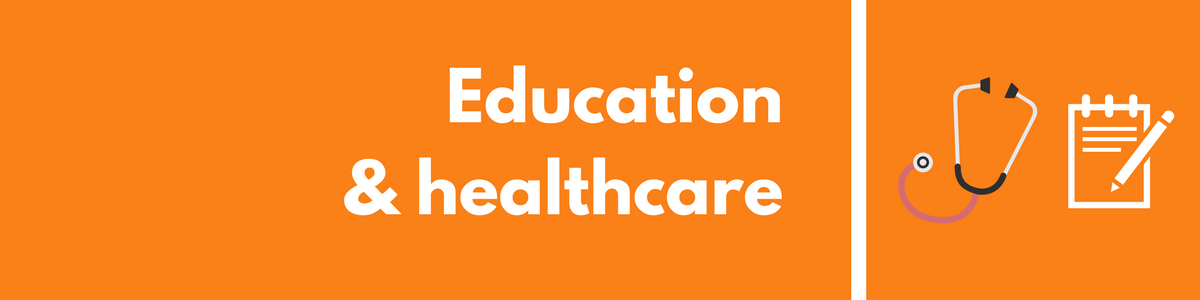 impact of finance budget 2018 on education and healthcare