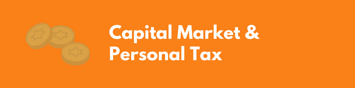 impact of finance budget on capital market and personal tax