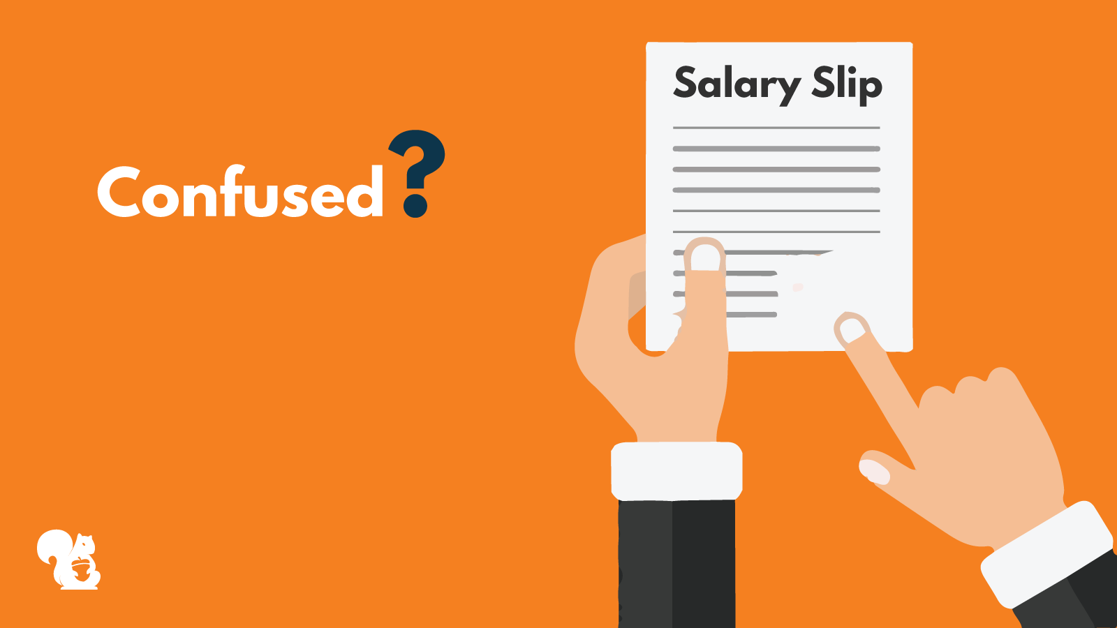 Indian salary slip