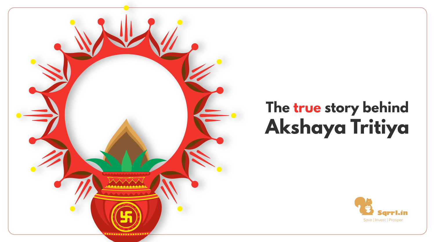 The story of Akshaya Tritiya