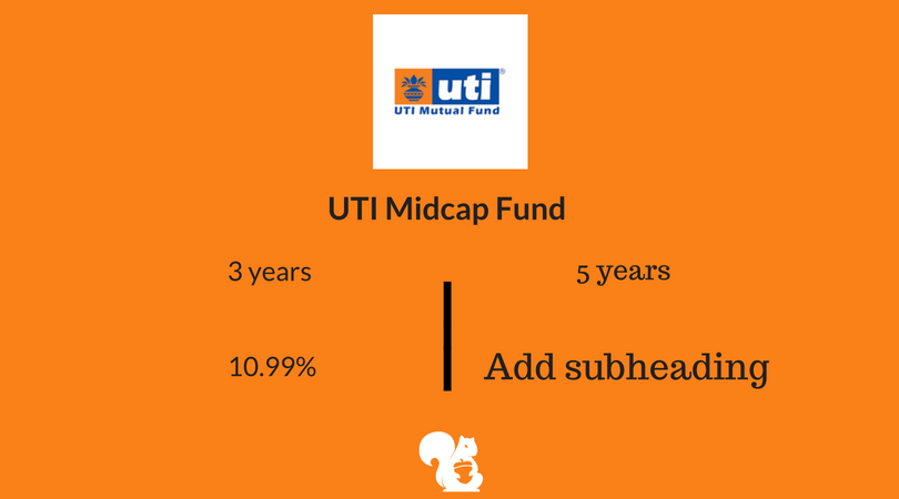 Mid-Small Cap Funds: UTI Mid Cap Fund – Growth