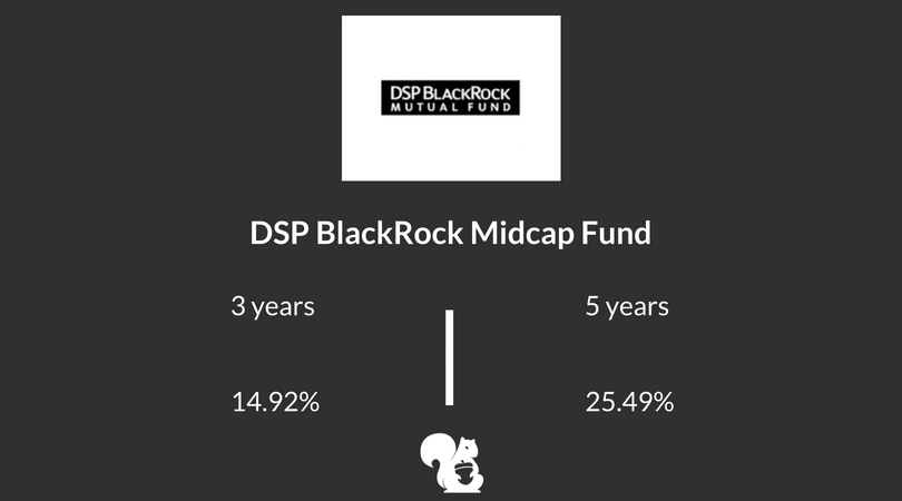 Mid-Small Cap Funds: DSP BlackRock Midcap Fund - Reg - Growth