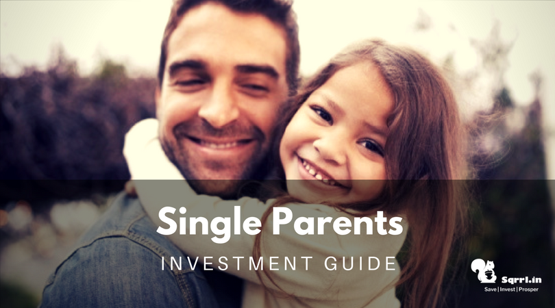 sqrrl investment guide for single parents