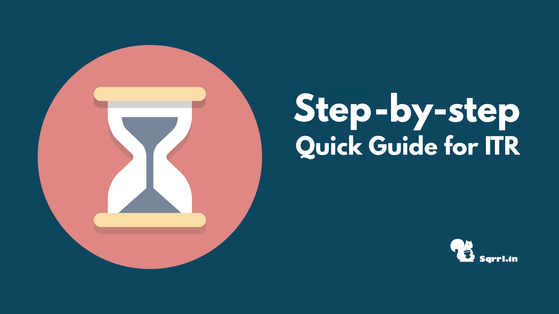 step-by-step-guide to filing income tax return ITR