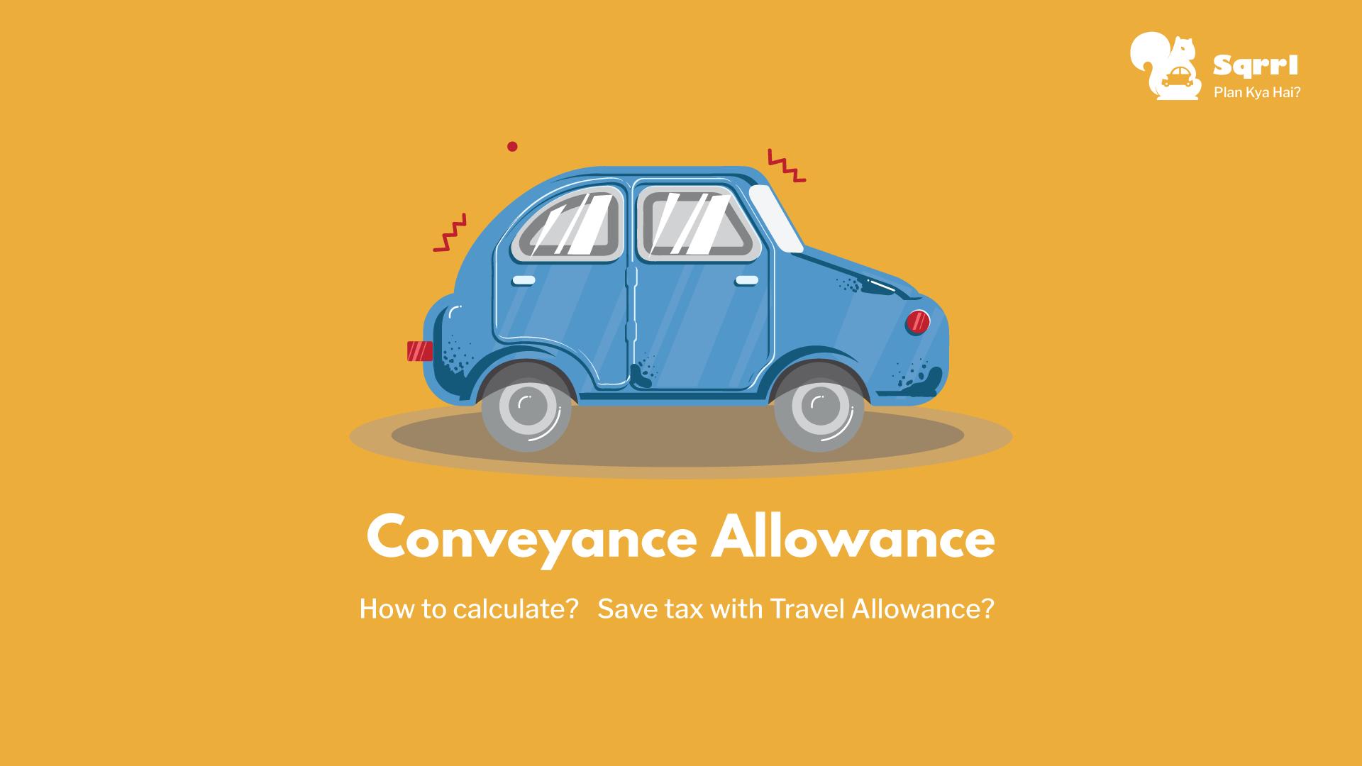 conveyance allowance