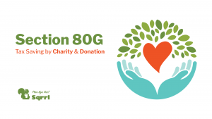 section 80g for donations and charities