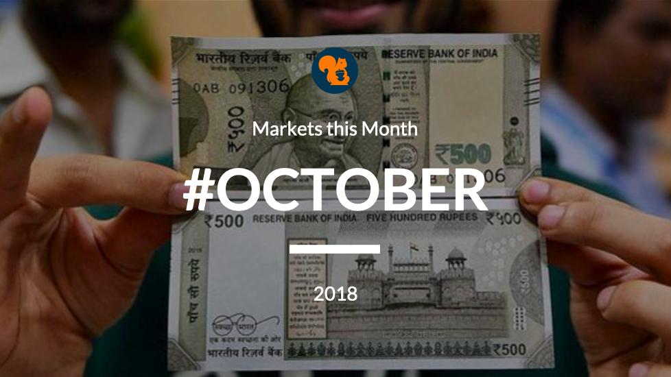 Markets in October