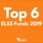 top 6 elss funds 2019, best elss funds