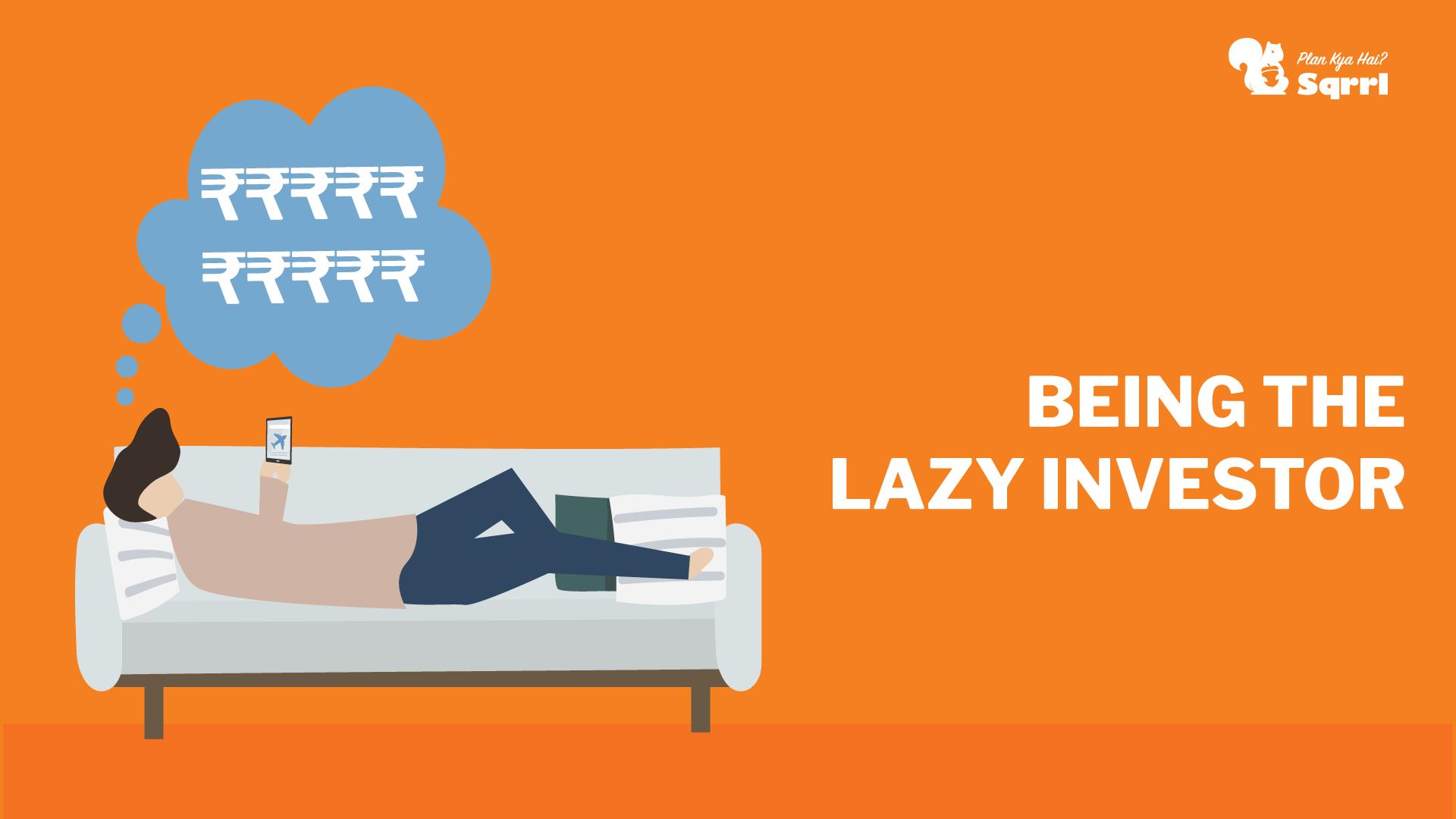 lazy investing