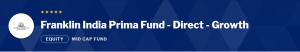 Franklin India Prima Fund