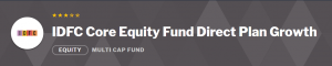 IDFC Core Equity Fund
