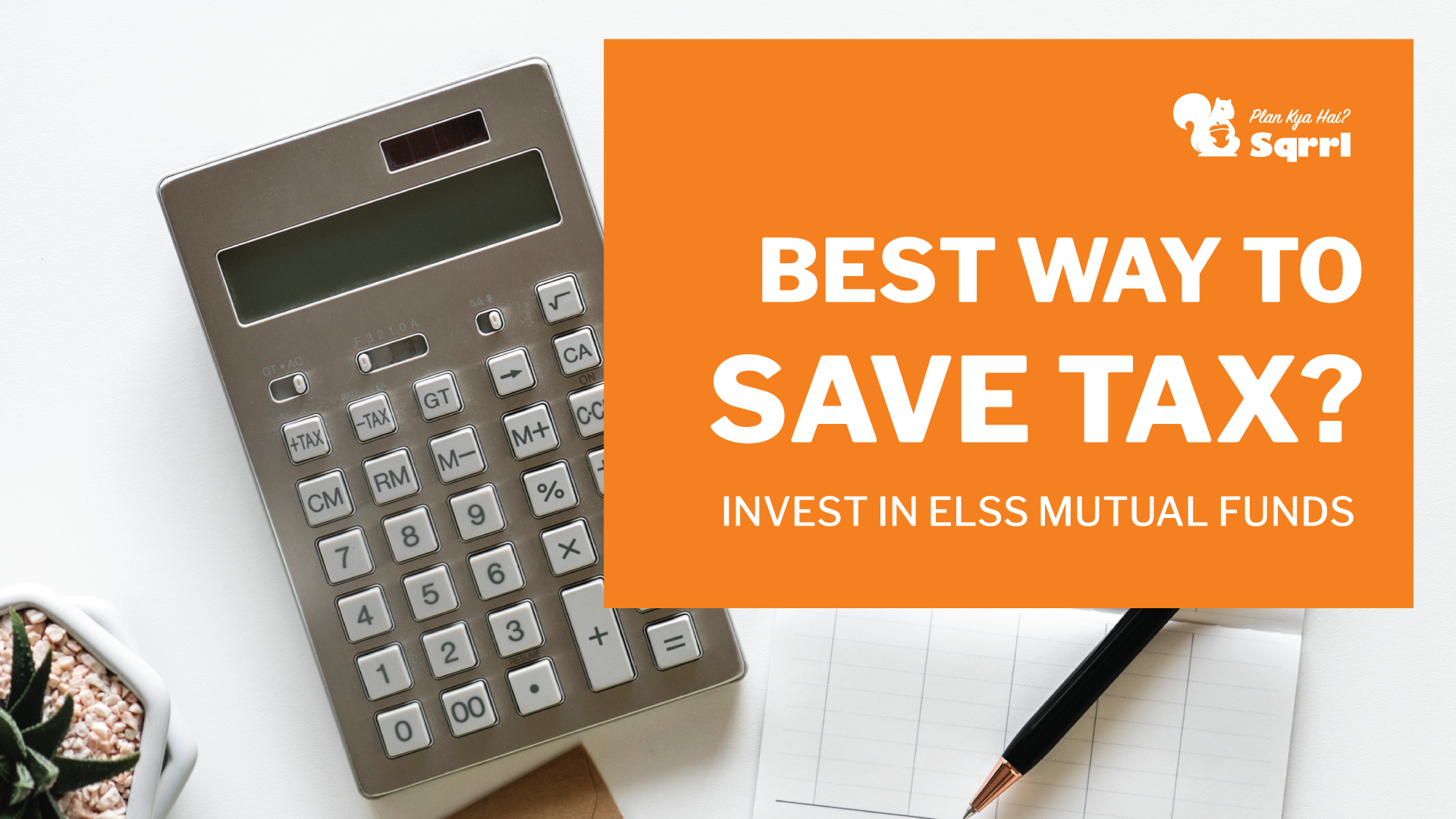 Mutual Funds are Best Choice for Tax Saving Investments
