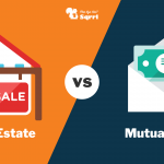 Real estate vs mutual funds, Investing in Real estate vs mutual funds
