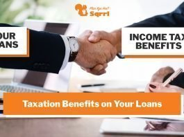 income tax benefits on loans