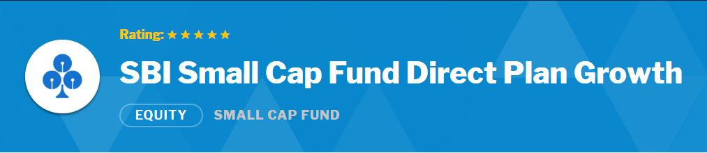 Mid-Small Cap Funds: SBI Small Cap Fund – Growth