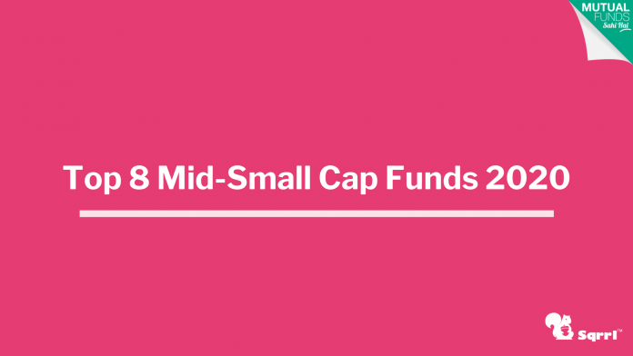 8 top small-midcap funds to invest in 2020
