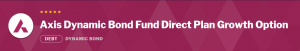 Debt Mutual Funds:Axis Dynamic Bond Fund