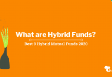 Best 9 Hybrid Mutual Funds 2020