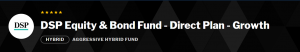 DSP Equity & Bond Fund