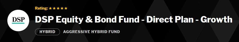 DSP Equity & Bond Fund