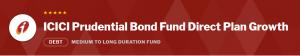 Debt Mutual Funds: ICICI Prudential Bond Fund