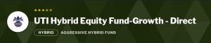 UTI Hybrid Equity Fund