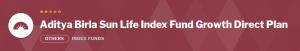 Aditya Birla SunLife Index Fund