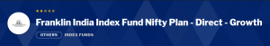 Franklin India Index Fund