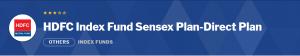 HDFC Index Fund Sensex Plan