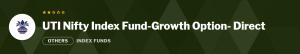 UTI Nifty Index Fund