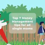 Single mom personal finance