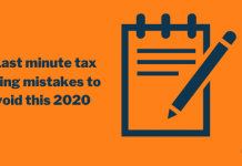 What are the 5 last minute tax saving mistakes to avoid?