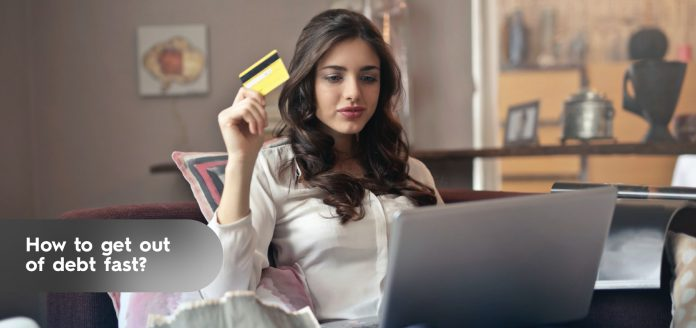 How to pay off debt debt faster?
