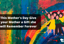 This mother's day give her the gift she will remember forever