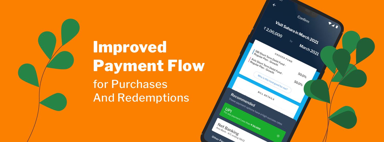 Payment flow - New Sqrrl